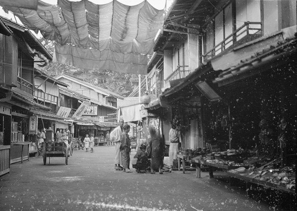 Photos Of 1908 Japan, Before Wars And Devastation | DeMilked