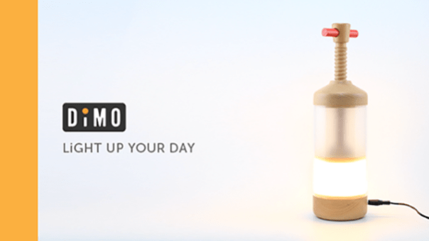DiMO Lamp - Control your light