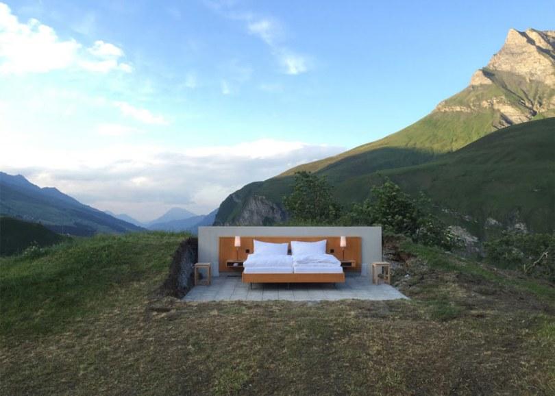 montanha-cama-suite-suíço-Alpes-nulo-stern-hotel-8