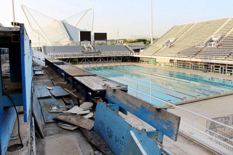abandoned olympic venues urban decay 17 - Como ficou o complexo olímpico do Rio 2016 após o evento?