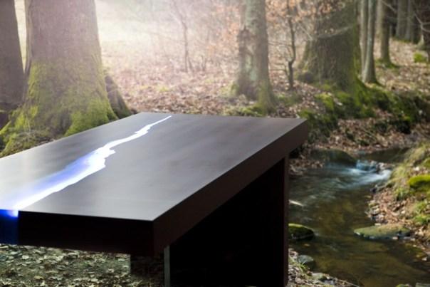 Kasparo in forest