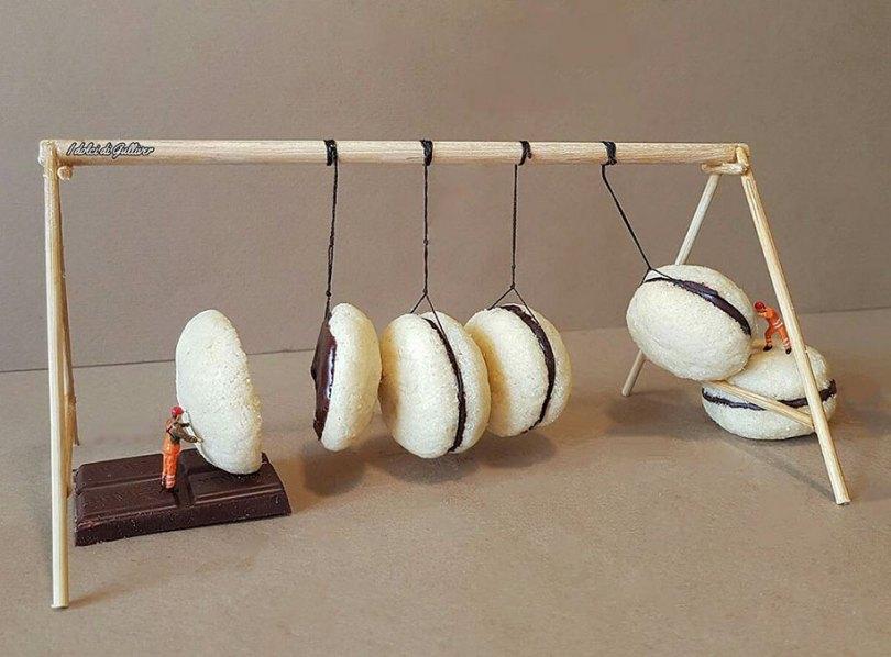 dessert miniatures pastry chef matteo stucchi 22 - Chef italiano transforma sobremesas em mundos em miniatura