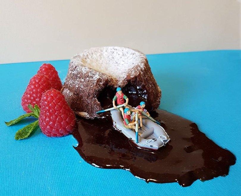dessert miniatures pastry chef matteo stucchi 6 - Chef italiano transforma sobremesas em mundos em miniatura