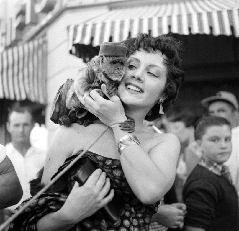 disneyland opening day 1955 14 - Dia de abertura da Disneylândia em 1955