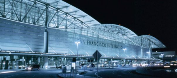 San Francisco International Airport, USA