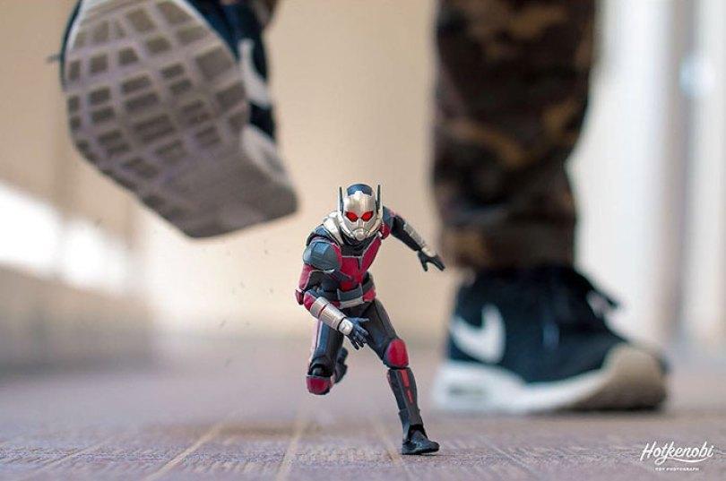action toys scenes hotkenobi 7 - Brinquedos de ação ganham vida em imagens