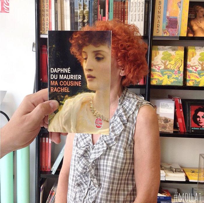 people match books covers librairie mollat 1 - Funcionários entediados de livraria se divertem com capa de livros #Parte 2