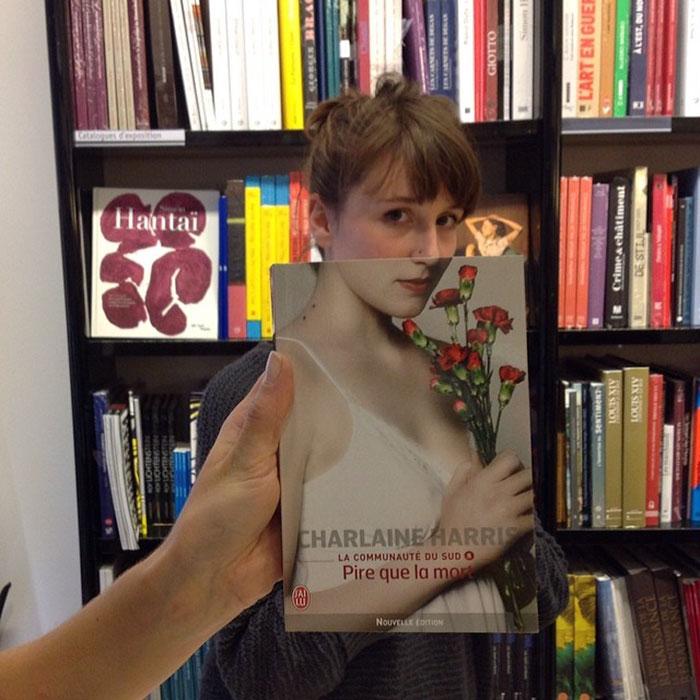 people match books covers librairie mollat 17 - Funcionários entediados de livraria se divertem com capa de livros #Parte 2