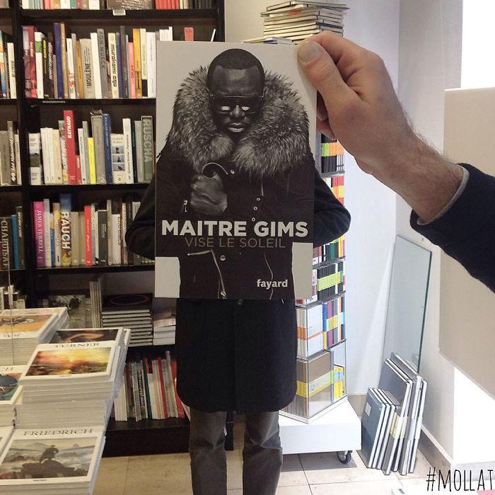 people match books covers librairie mollat 4 - Funcionários entediados de livraria se divertem com capa de livros #Parte 2