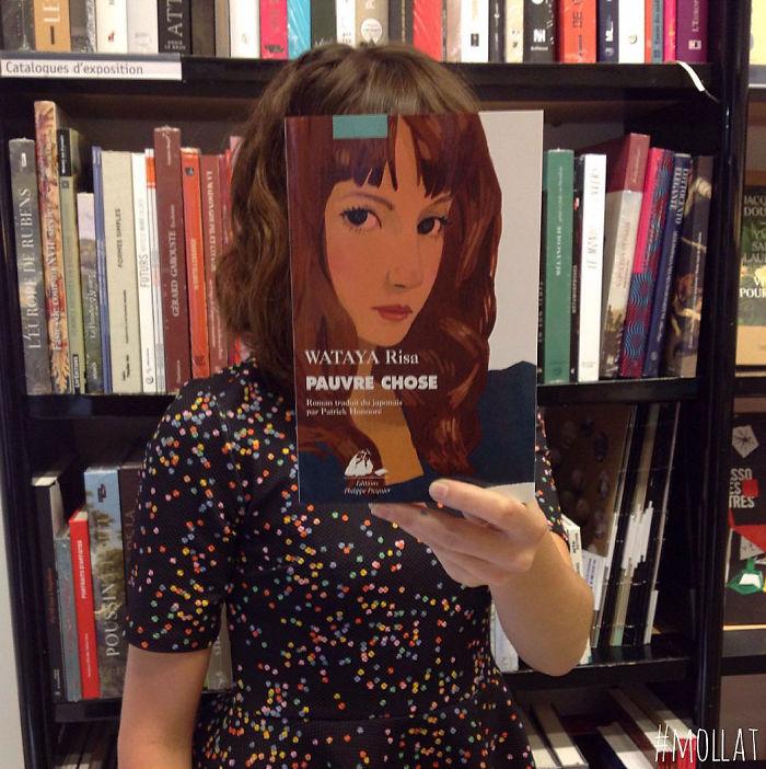 people match books covers librairie mollat 5 - Funcionários entediados de livraria se divertem com capa de livros #Parte 2