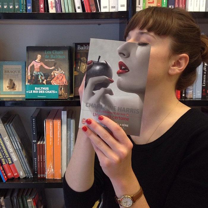 people match books covers librairie mollat 9 - Funcionários entediados de livraria se divertem com capa de livros #Parte 2