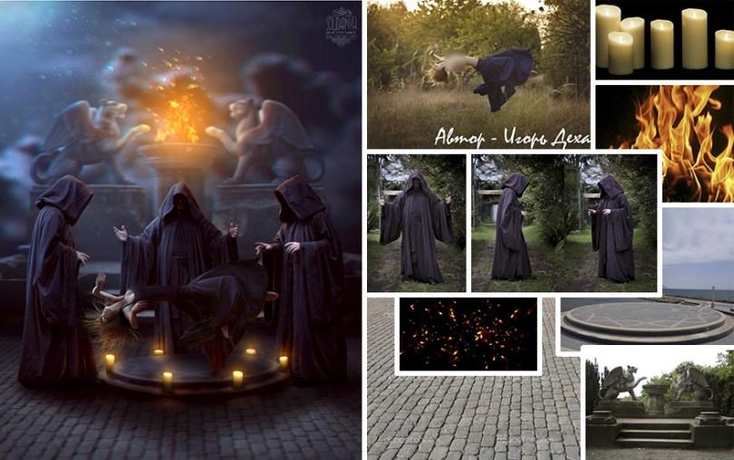 ukrainian artist photoshop multiple images viktoria solidarnyh 4 - Mestre do Photoshop: Ucraniana cria mundos incríveis mesclando fotos