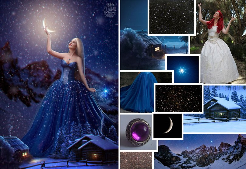 ukrainian artist photoshop multiple images viktoria solidarnyh 7 - Mestre do Photoshop: Ucraniana cria mundos incríveis mesclando fotos