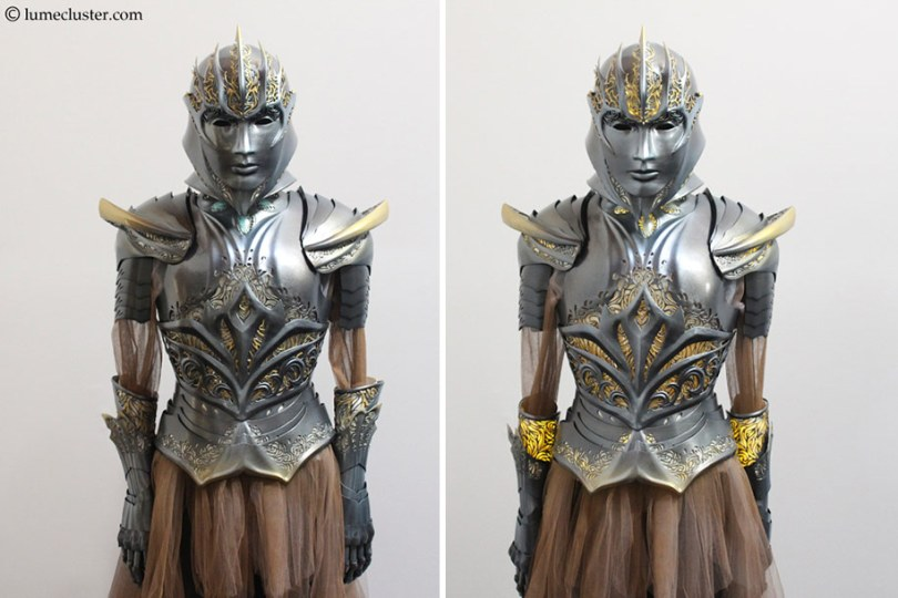 3d printed fantasy armor cosplay melissa ng 10 - Fantasia de armadura feito em 3D é o sonho de todo cosplay