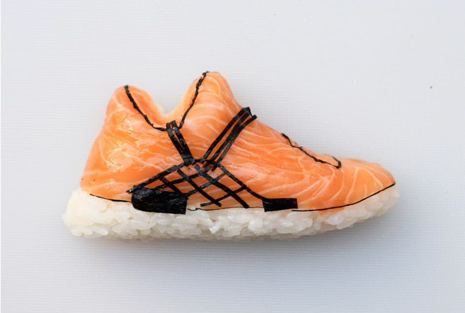 This Guy Makes Shoe Shi Stylish Edible Sneakers Made Of