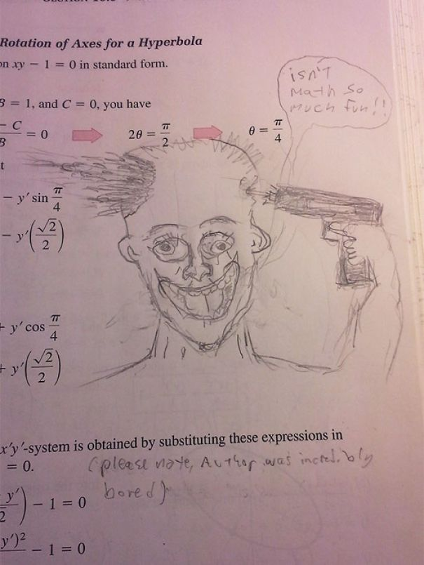 599c347dbdc73-funny-textbook-drawings-228-599ae45bb68a2__700 10+ Examples Of Brilliant Textbook Vandalism When Bored Students Couldn't Stop Their Creativity Random