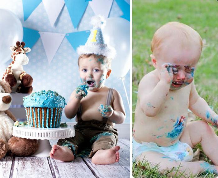 59e0b284bc392 baby photoshoot expectations vs reality pinterest fails 10 577f638a4e3db  700 - Tirar foto de bebê não é nenhum pouco fácil