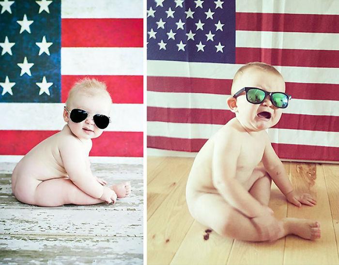 59e0b28cd186f baby photoshoot expectations vs reality pinterest fails 22 577f8bb5daacf  700 - Tirar foto de bebê não é nenhum pouco fácil