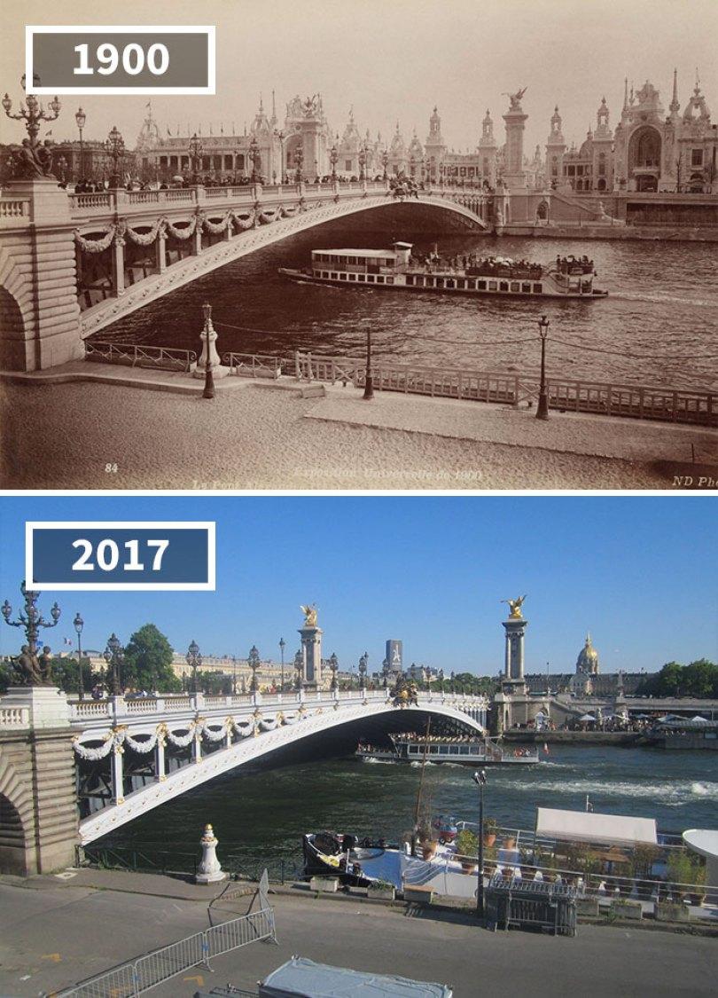 5a0eab55e43f3 then and now pictures changing world rephotos 15 5a0d7064dacca  700 - A transformação das cidades ao longo do tempo
