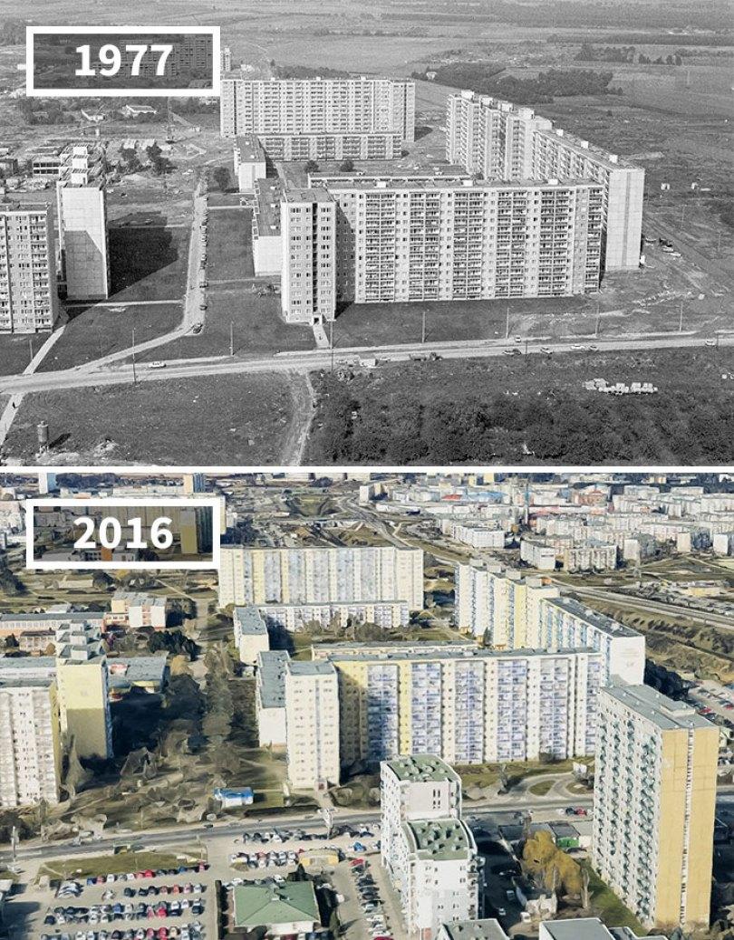 5a0eab59a0f6d then and now pictures changing world rephotos 9 5a0d6b8456c14  700 - A transformação das cidades ao longo do tempo