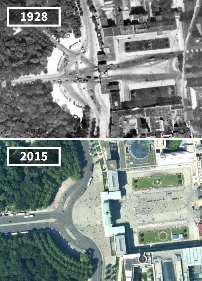 5a0eab5baf988 then and now pictures changing world rephotos 46 5a0d84781908a  700 - A transformação das cidades ao longo do tempo