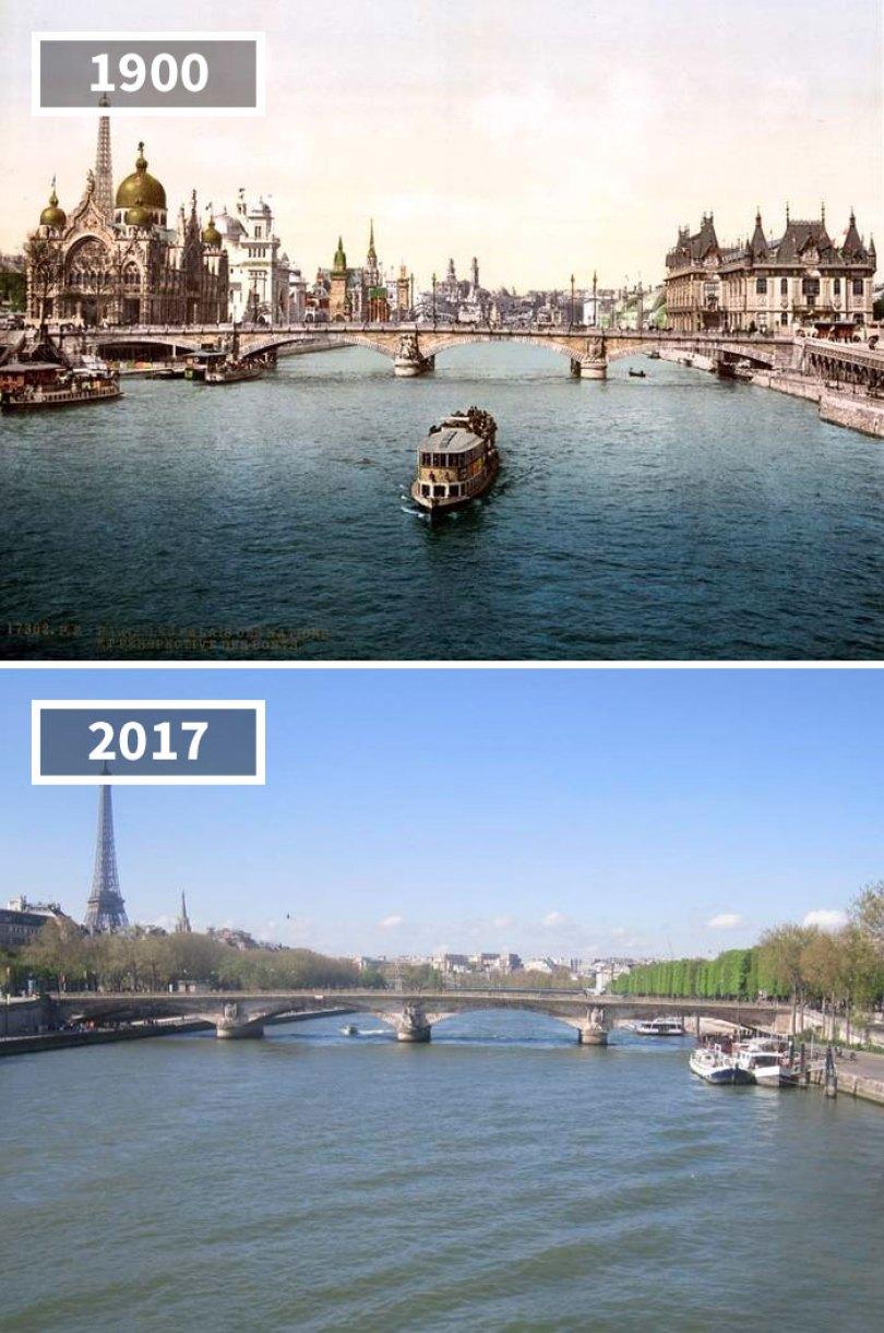5a0eab5c5b8d5 then and now pictures changing world rephotos 101 5a0d68ac9d171  700 - A transformação das cidades ao longo do tempo