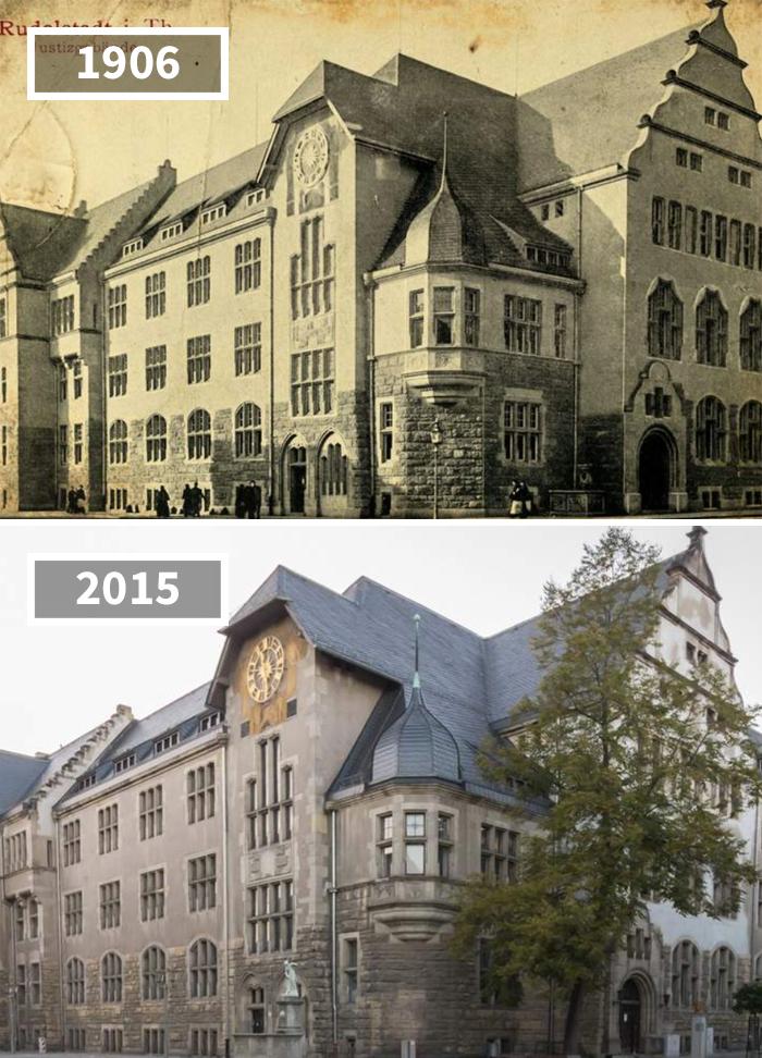 5a0eab5db1c82 then and now pictures changing world rephotos 48 5a0d8cbf6e239  700 - A transformação das cidades ao longo do tempo