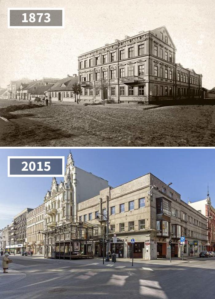 5a0eab5deabae then and now pictures changing world rephotos 62 5a0d79c00bf68  700 - A transformação das cidades ao longo do tempo