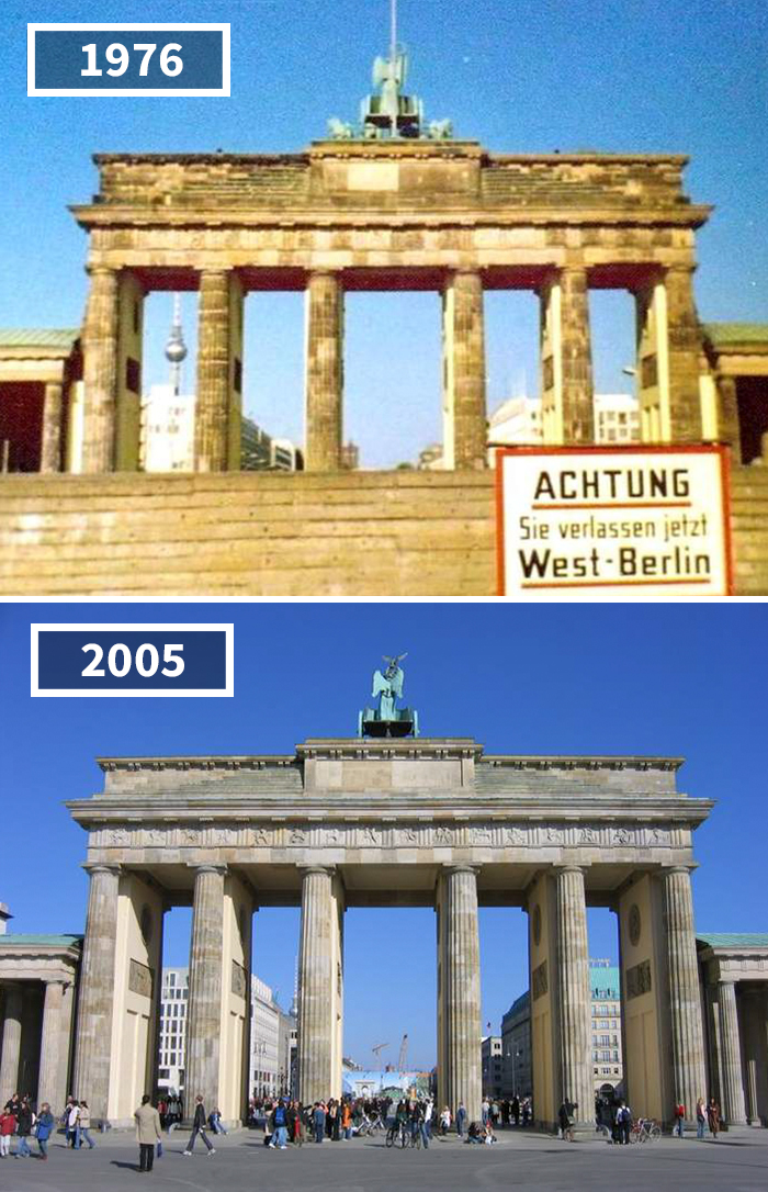 5a0eab5f9d514 then and now pictures changing world rephotos 71 5a0d8b01785a7  700 - A transformação das cidades ao longo do tempo