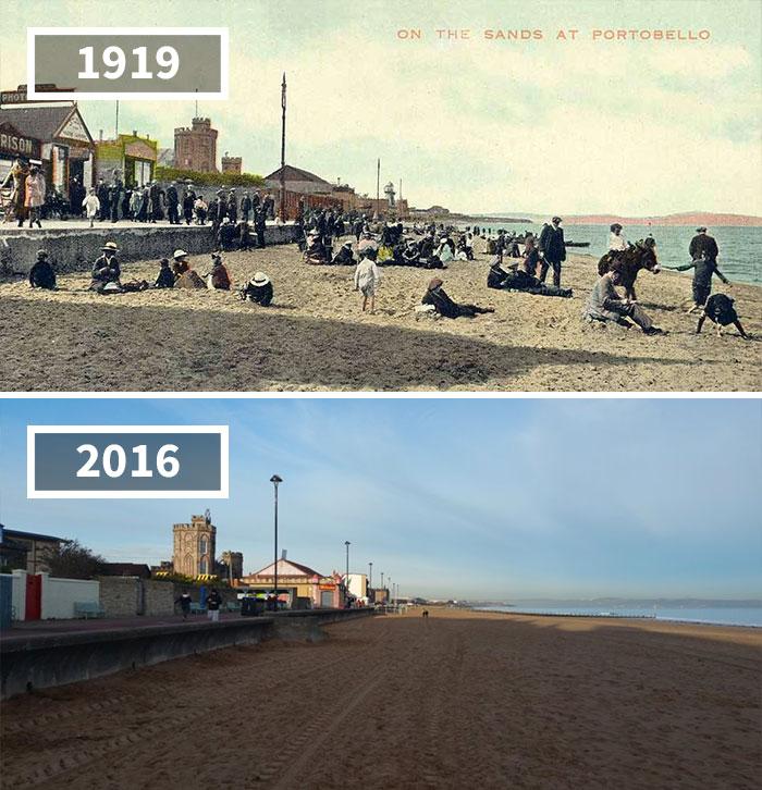 5a0eab601b698 then and now pictures changing world rephotos 13 5a0d6edd6821a  700 - A transformação das cidades ao longo do tempo