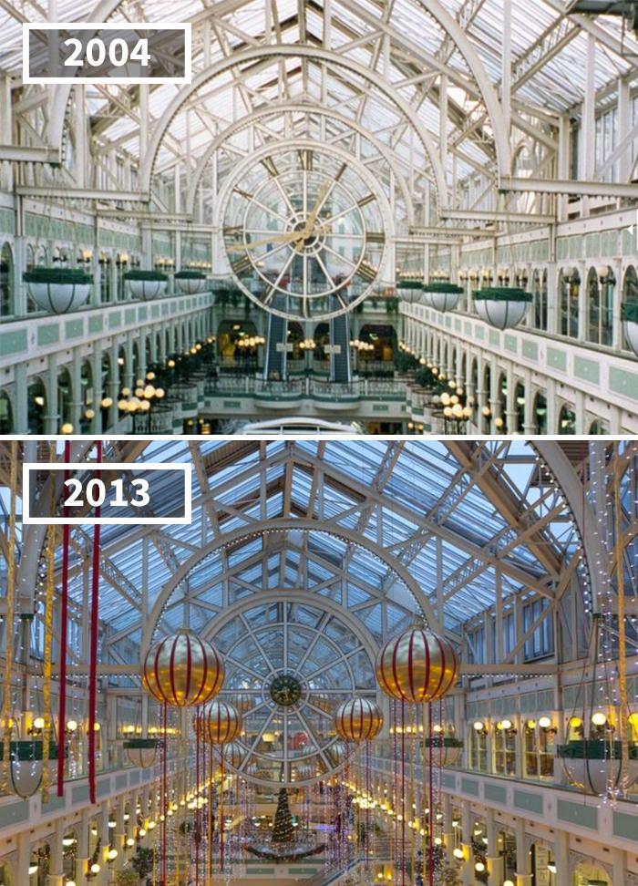 5a0eab6305e58 then and now pictures changing world rephotos 51 5a0d8d0e09e3a  700 - A transformação das cidades ao longo do tempo