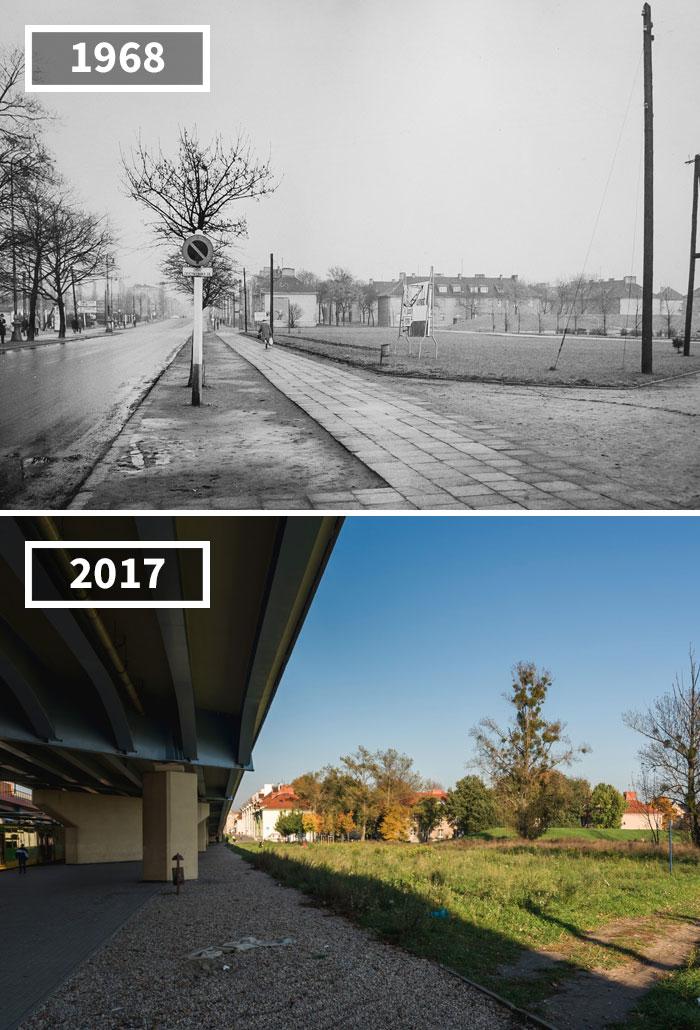 5a0eab635ea45 then and now pictures changing world rephotos 106 5a0d6d3d62864  700 - A transformação das cidades ao longo do tempo
