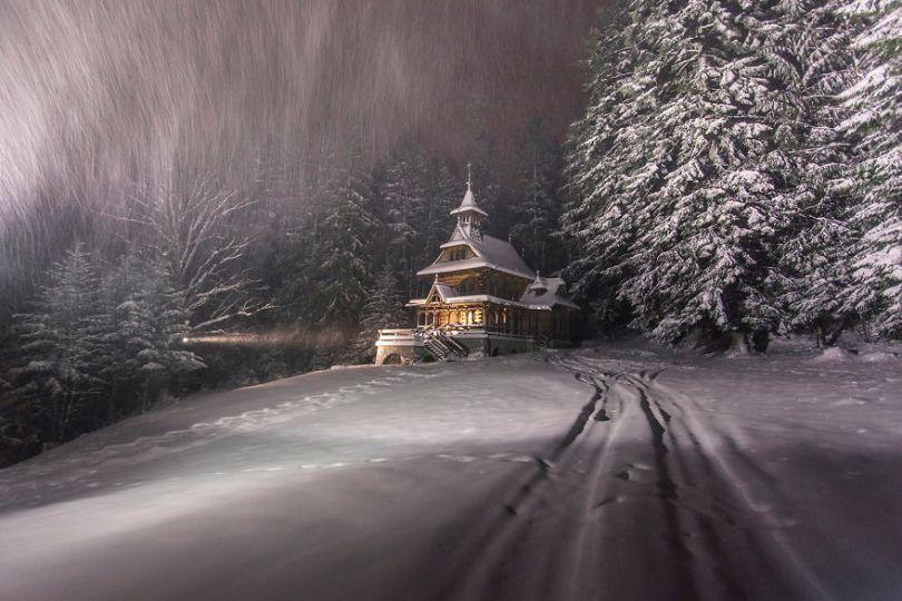 5a2e3841b36a8 Jaszczurowka 02 12 2016 5a15969a63783  880 - Inverno no Leste Europeu: Fotógrafo captura a deslumbrante beleza da Polônia