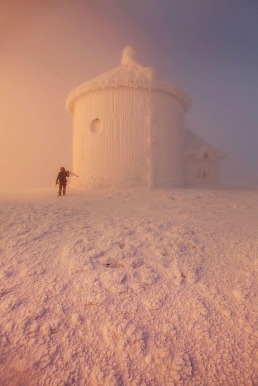 5a2e3842d8096 Sniezka 2122013 3 5a1596bc107a5  880 - Inverno no Leste Europeu: Fotógrafo captura a deslumbrante beleza da Polônia