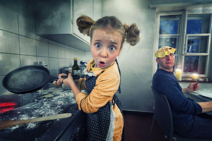5a8ae4e561d8e My profession is IT but my passion is photography and 3D 5a8536608808e  880 - Manipulação de imagens loucas com os filhos