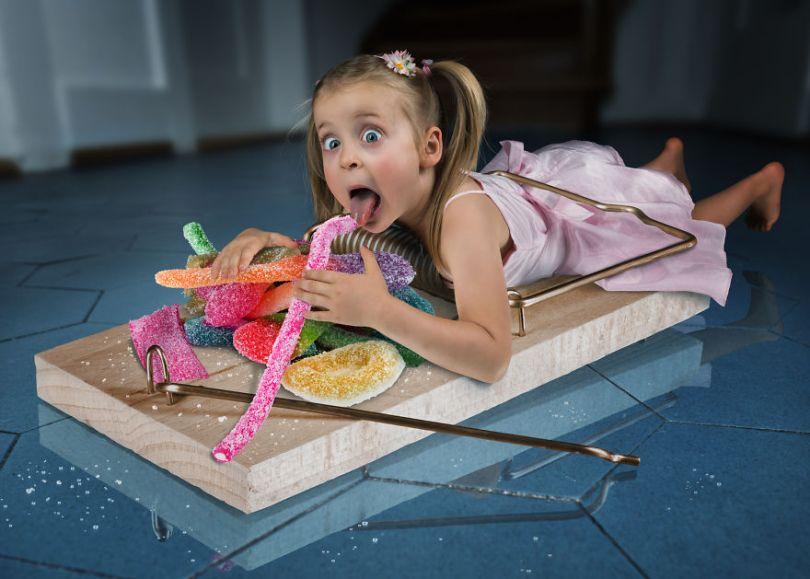 5a8ae4e9a16db My profession is IT but my passion is photography and 3D 5a8536789e4cd  880 - Manipulação de imagens loucas com os filhos