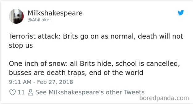 5a9d483bcf636-968413148293357568-png__700 Internet Reacts To Brits Panicking Over A Little Snow In A Very Creative Way Random