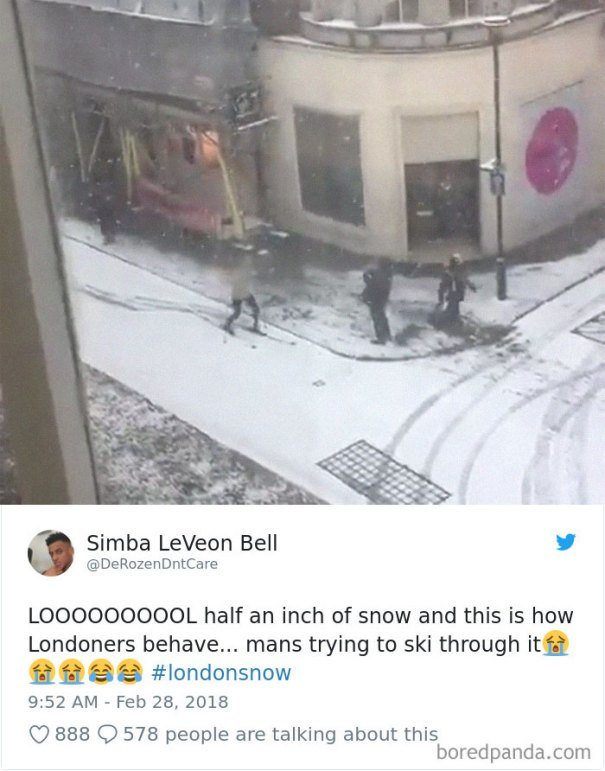 5a9d483c81d9d-snow-uk-panic-twitter-reactions-11-5a9951670b835__700 Internet Reacts To Brits Panicking Over A Little Snow In A Very Creative Way Random