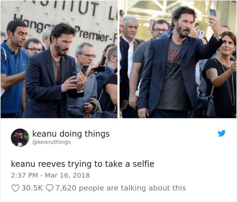 5abe1c0981483 974655901914234882 png  700 5abc9eaa01cfd  700 - Por que Keanu Reeves tímido e introvertido é tão popular na Internet?