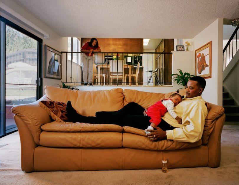 5ac775bcccaa1 families change 20 years suburban dreams beth yarnelle edwards 5 - Fotógrafa visita as mesmas famílias americanas 20 anos depois