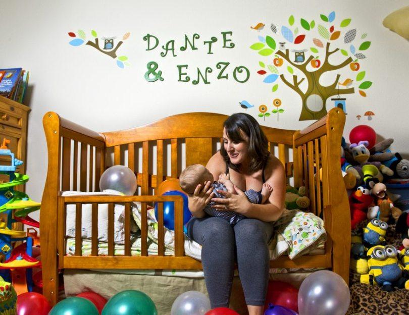 5ac775bf92a78 families change 20 years suburban dreams beth yarnelle edwards 16 - Fotógrafa visita as mesmas famílias americanas 20 anos depois