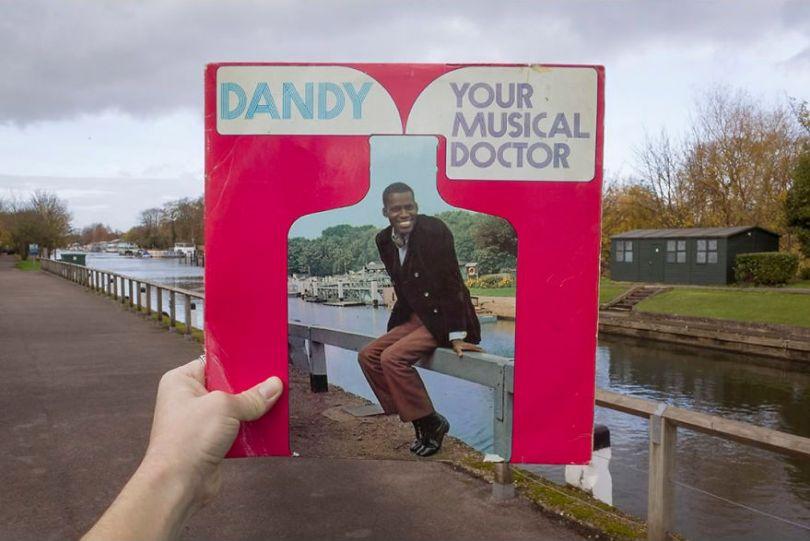 5accb88198c7a Photographer does tour in London by registering the location of the iconic reggae vinyl album covers 5ac72bac9b463  880 - Fotógrafo passa 10 anos rastreando os locais originais das capas de vinil