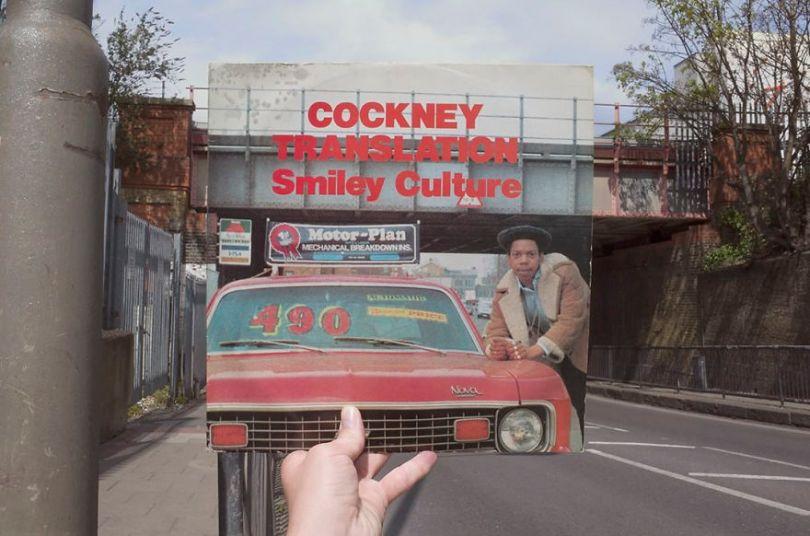 5accb886358a3 Photographer does tour in London by registering the location of the iconic reggae vinyl album covers 5ac721aa485fc  880 - Fotógrafo passa 10 anos rastreando os locais originais das capas de vinil