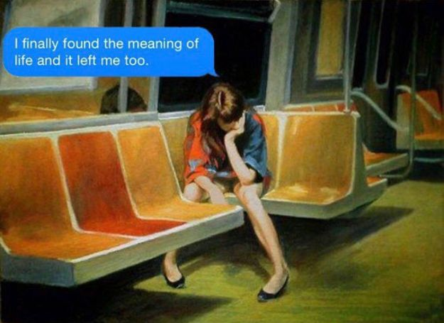 5ad9cf6312097-classical-art-dark-humor-april-eileen-henry-texts-from-your-existentialist83-5ad6f2436efae__700 The Darkest Instagram Account Will Satisfy Your Inner Pessimist Random