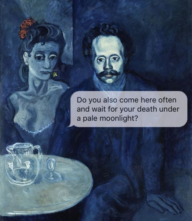 5ad9cf6620a78-classical-art-dark-humor-april-eileen-henry-texts-from-your-existentialist74-5ad6f23470772__700 The Darkest Instagram Account Will Satisfy Your Inner Pessimist Random