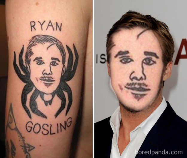 5b35de5a10c2e-funny-tattoo-fails-face-swaps-6-5b27a0bbd4b5c__700 We Face Swapped 20+ Tattoos To Show How Bad They Really Are, And Angelina Jolie Is Not As Sexy As We Remember Random