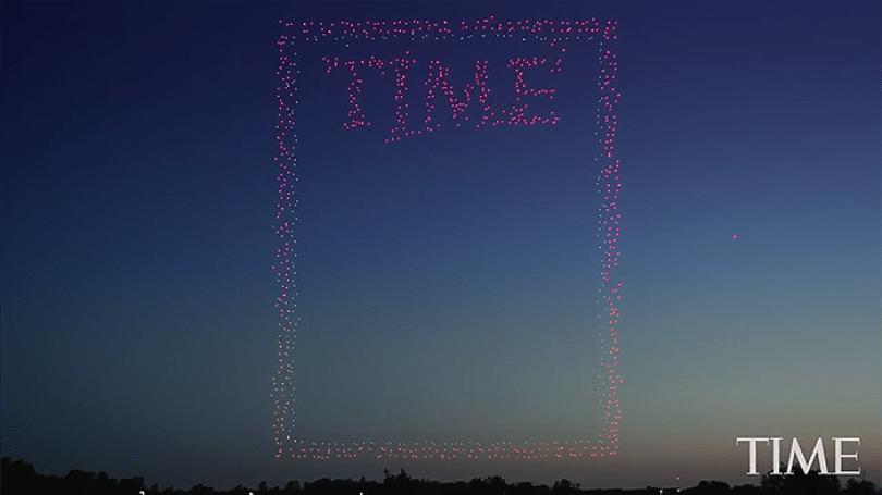 photoshoot time cover drones 1 - Relembre a capa da Revista TIME sobre drones