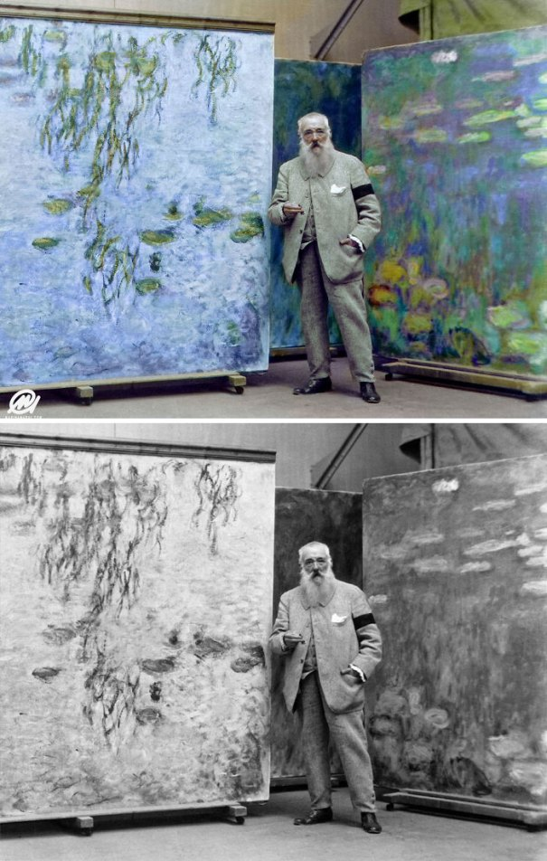 5b6d3b6673afe-colorized-historic-photos-marina-amaral-13-5b6aff0c8f52e__700 This Artist Colorizes Old Black & White Photos, And They Will Change The Way People Imagine History Photography Random