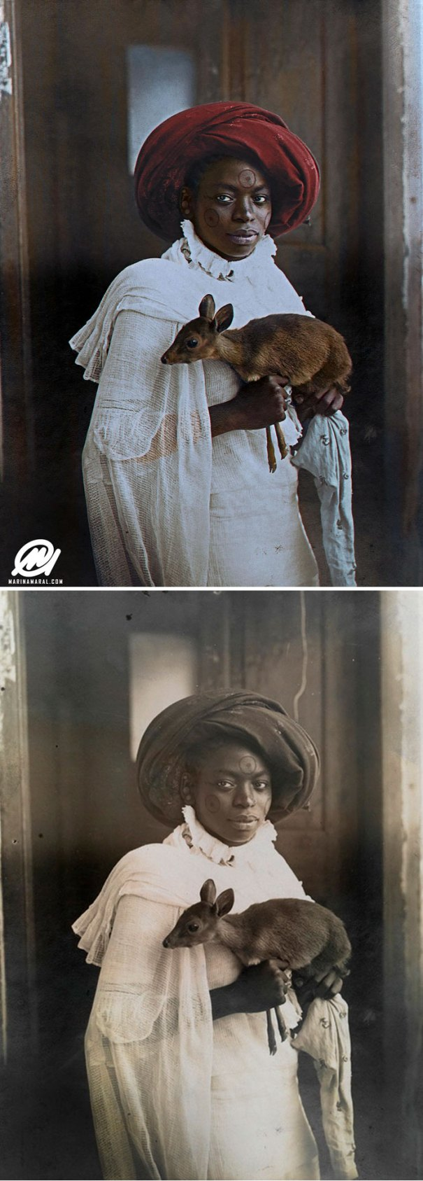 5b6d3b6963593-colorized-historic-photos-marina-amaral-10-5b6acd436cf77__700 This Artist Colorizes Old Black & White Photos, And They Will Change The Way People Imagine History Photography Random