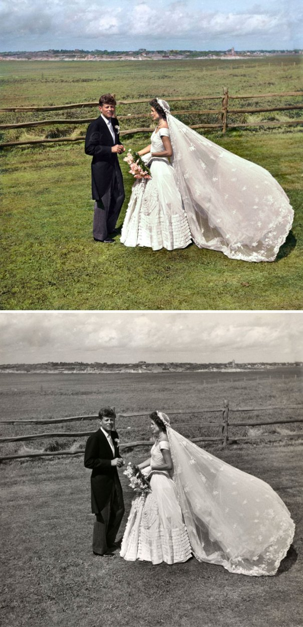 5b6d3b6b287b1-colorized-historic-photos-marina-amaral-21-5b6acd965293f__700 This Artist Colorizes Old Black & White Photos, And They Will Change The Way People Imagine History Photography Random